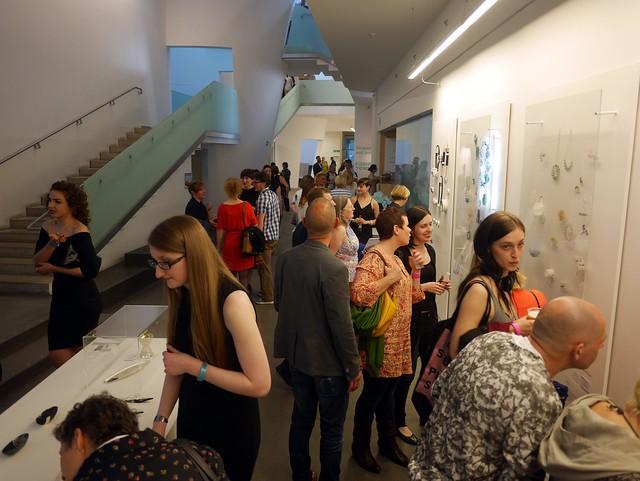 Glasgow School of Art - Jewellery Degree Show 2015 - 30