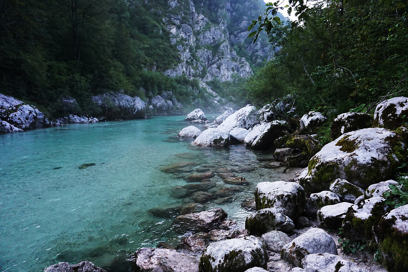 Soca Valley Slovenia