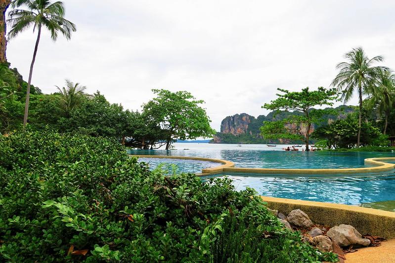Honeymoon in Thailand - Rayavadee Krabi