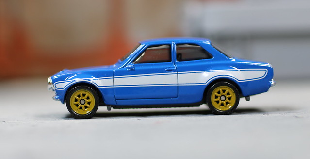 1970 Ford Escort Rs1600 Mk1 Fast And Furious 6 Mattel My Life