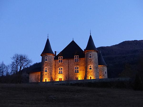 chateau de Crots