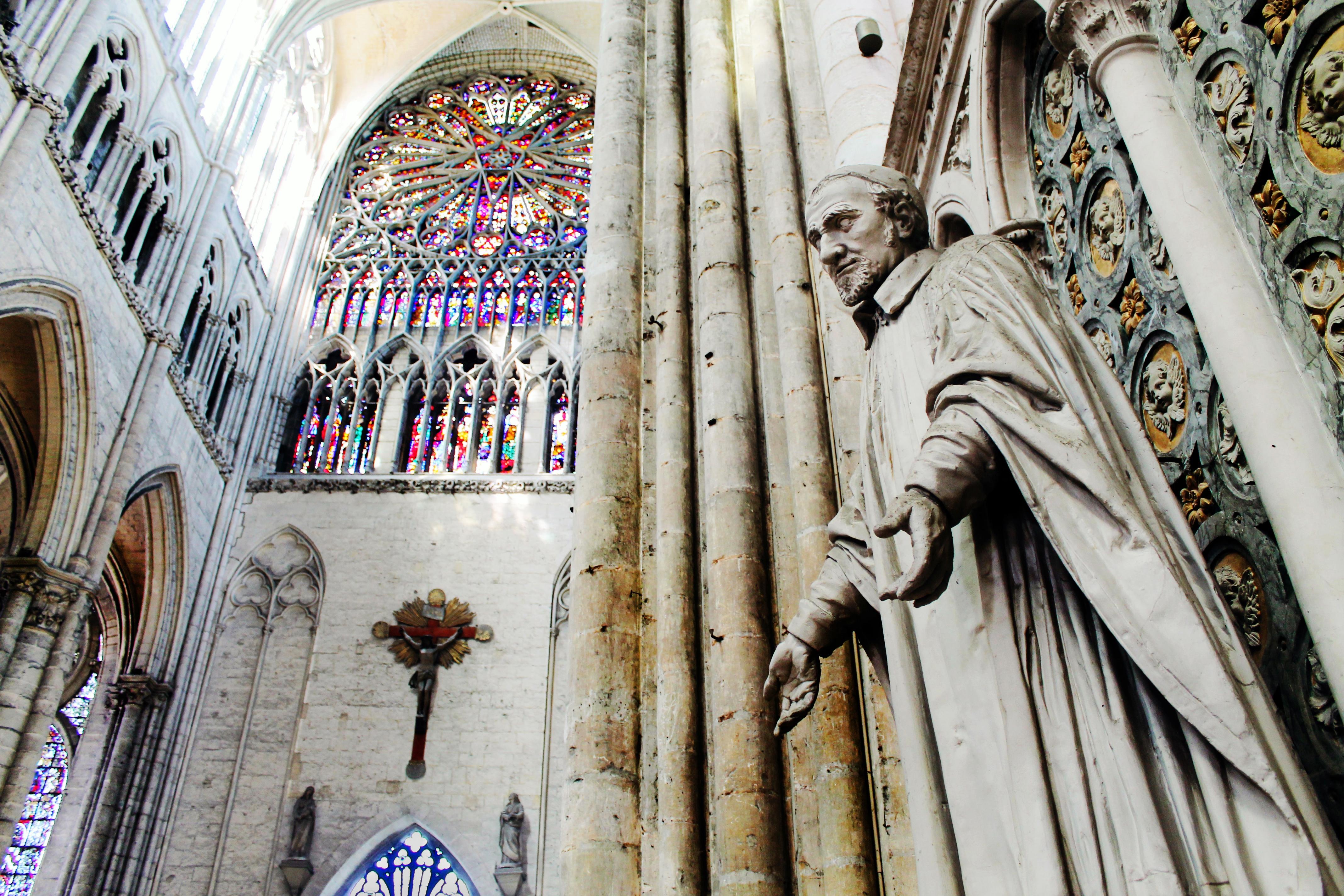 Guia de visita de Amiens, França - Drawing Dreaming