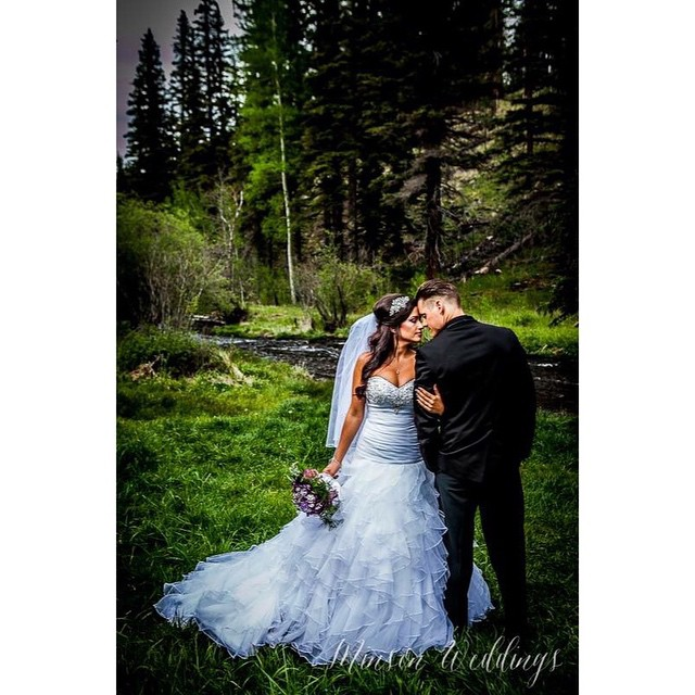 Twilight Themed Wedding In Greer Arizona At Redsetteodg Flickr