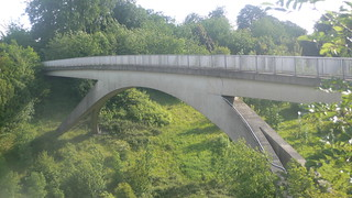 Bridge over A41 (2)