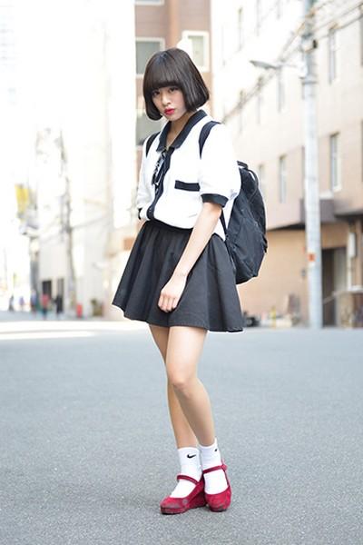 六月日本街拍 7
