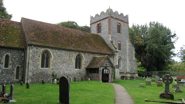 Church at North Stoke