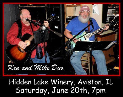 Ken and Mike Duo 6-20-15