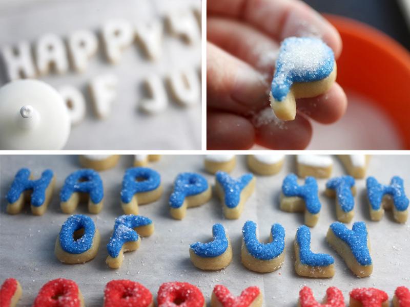 Sanding Sugar Cookies