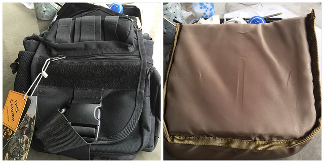 My Outdoor Sling Bag from DCkina