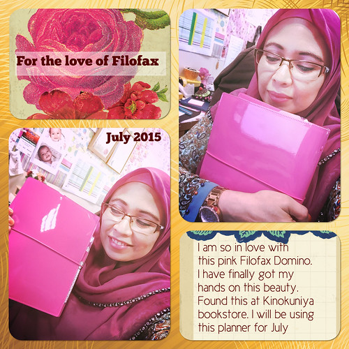 Filofax love