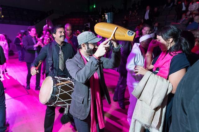 SFJAZZ Gala 2017 Honoring Zakir Hussain