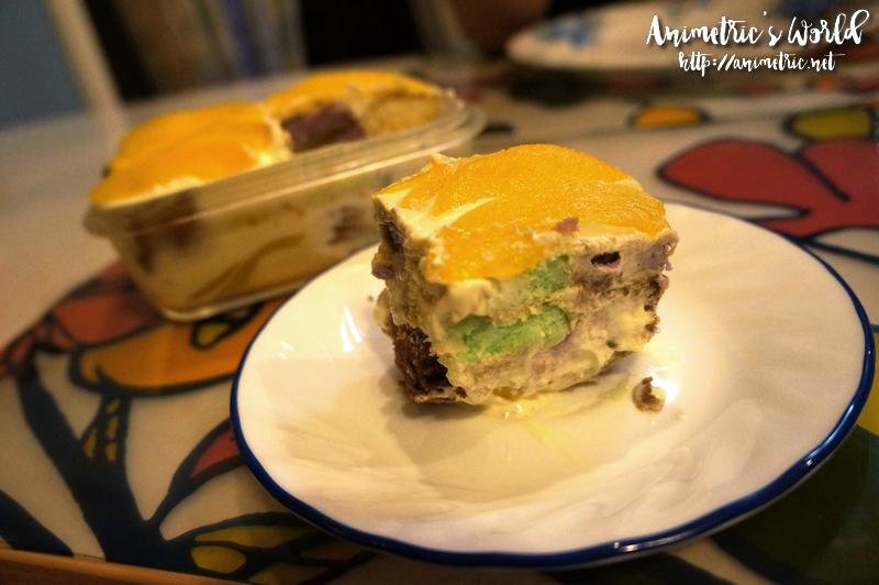 Lemon Square Inipit Dessert