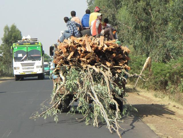 Reisebrev 1 fra Etiopia