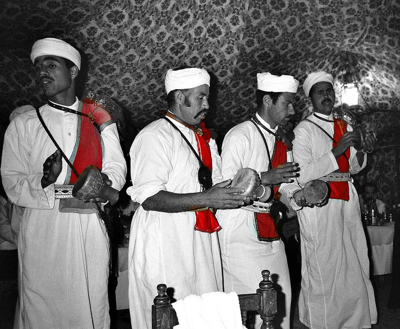 Morrocan Musicians