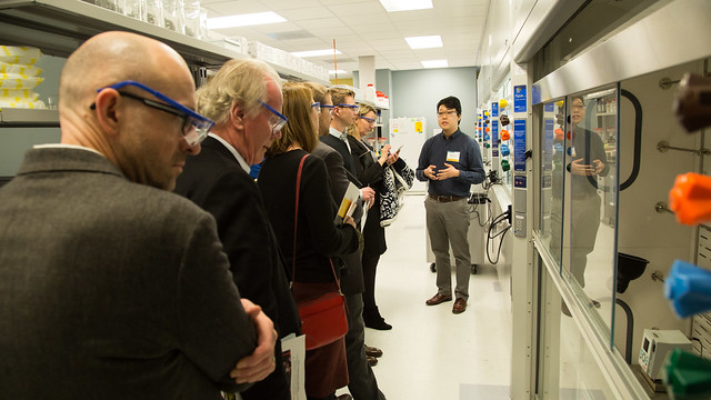 Biotech Eight Open House