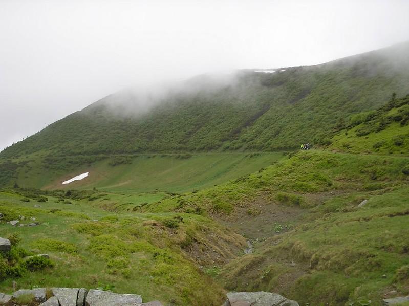 2008 - 13-16 червня - Карпати - Прогулянка у хмарах