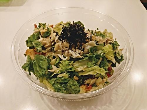 Tokyo Chopped Salad Featuring Teppei Yamashita