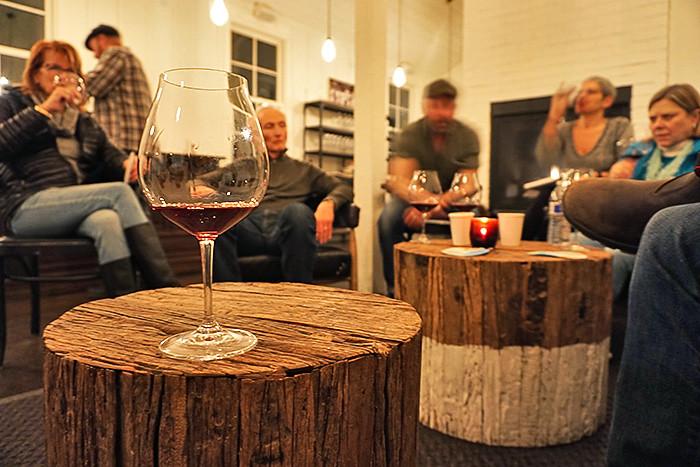 wine tasting calistoga northern california