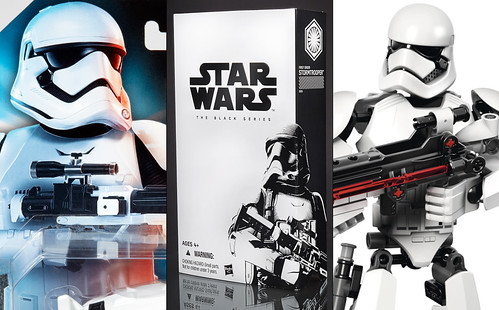 LEGO Star Wars: The Force Awakens Stormtrooper