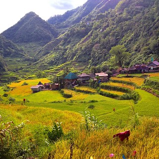 Rice Terraces in Bangaan, Ifugao #paradise #RiceTerraces #culture #Ifugao #Heritage | by the-web-magazine
