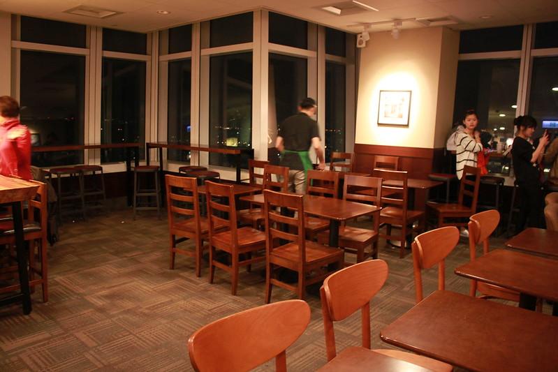 Starbucks統一星巴克-省錢上101高樓-台北景色咖啡館  (29)