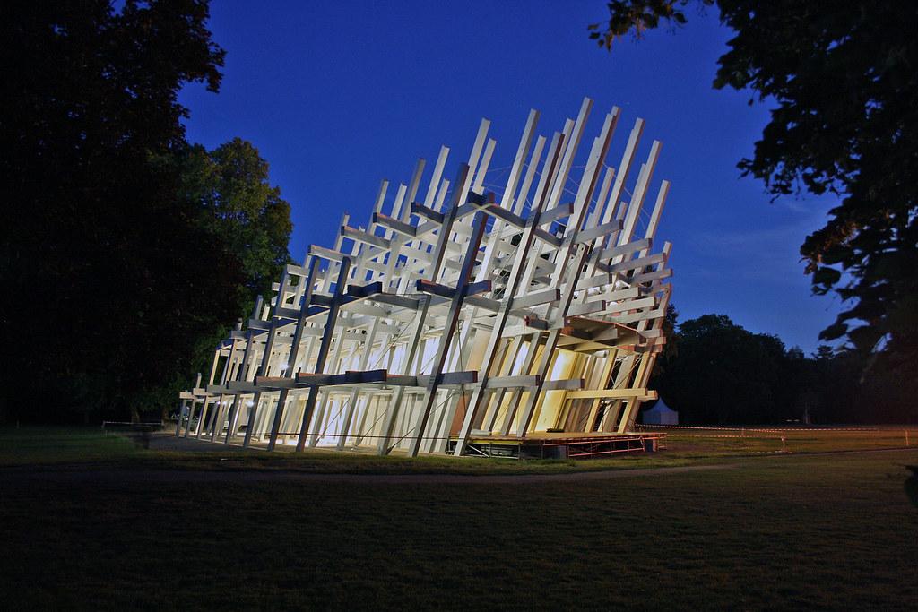 Jürgen Mayer H. Karlsruhe300 pavilion | Pavilion designed by… | Flickr