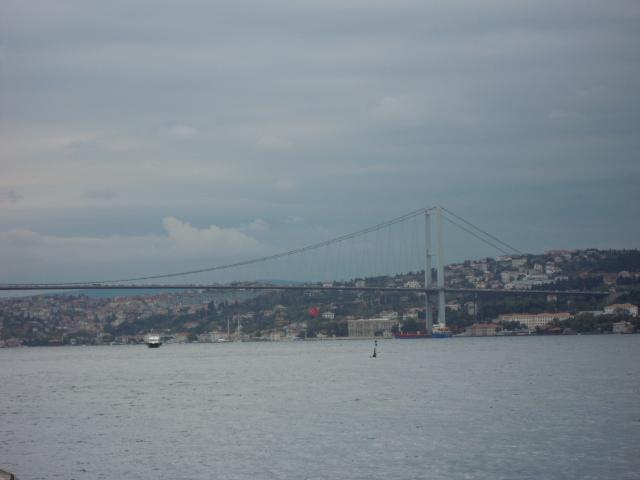 這是 第二 博斯普魯斯大橋