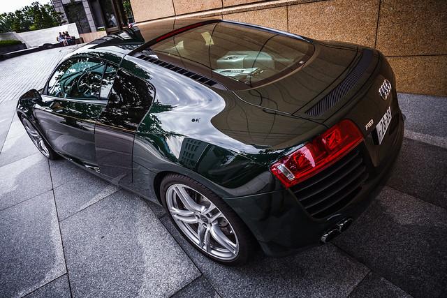 20150612_03_Audi R8 The Peninsula Hotel Tokyo ver.