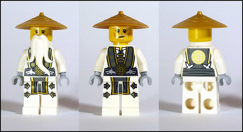 review ninjago 70734 master wu dragon lego action and