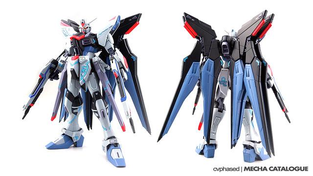 MG Strike Freedom Gundam [Okawara Kunio Exhibition Ver.]