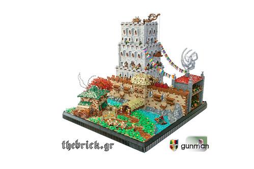 Alexander fortress