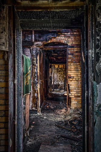Monaca, PA: Just Down the Hall | by Entropic Remnants