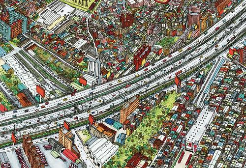 建築大叔 - 不用工作的城市