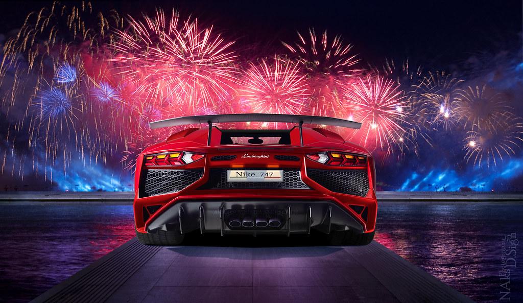 ... Lamborghini Aventador LP 750 4 SV Roadster | By Nike_747