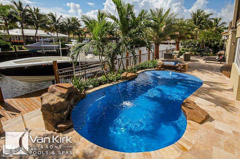 Diamond Blue Pool And Spa