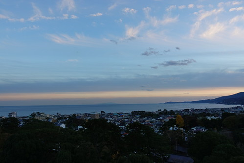 Odawara sky from Odawara castle tower 26