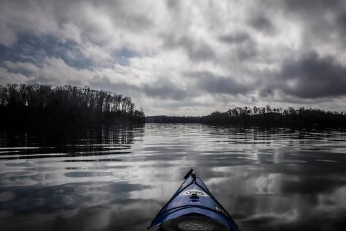 Kayaking Lake Robinson-012