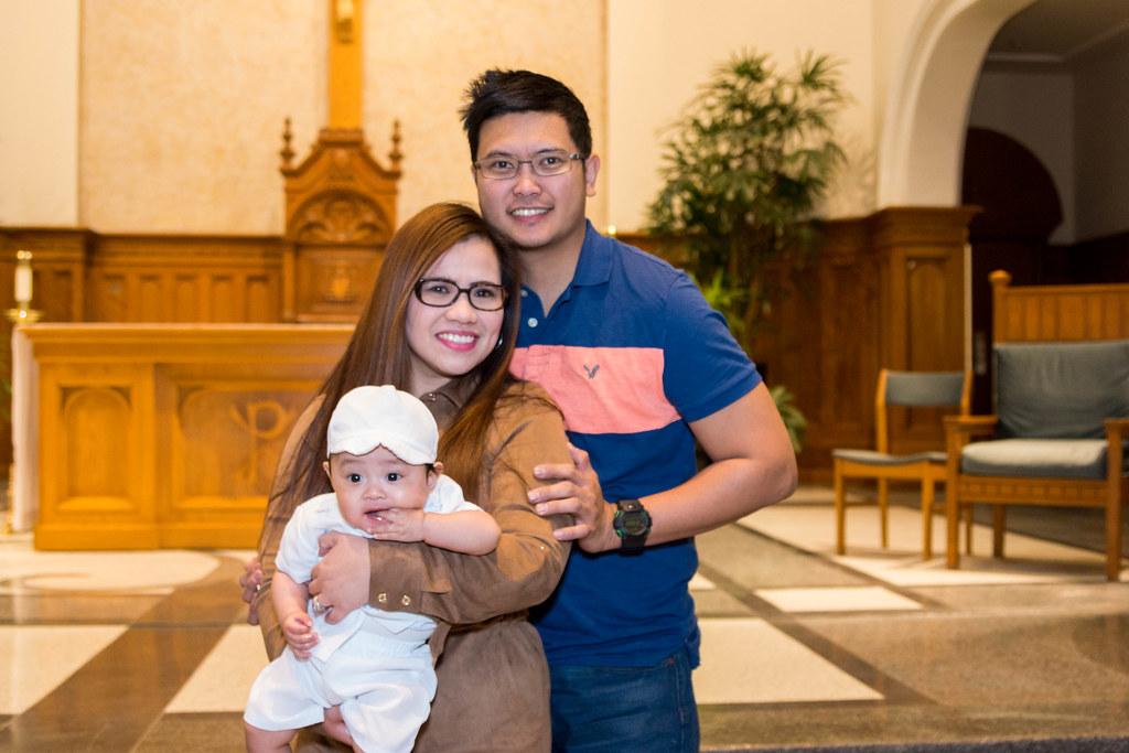 Cassiel Baptism