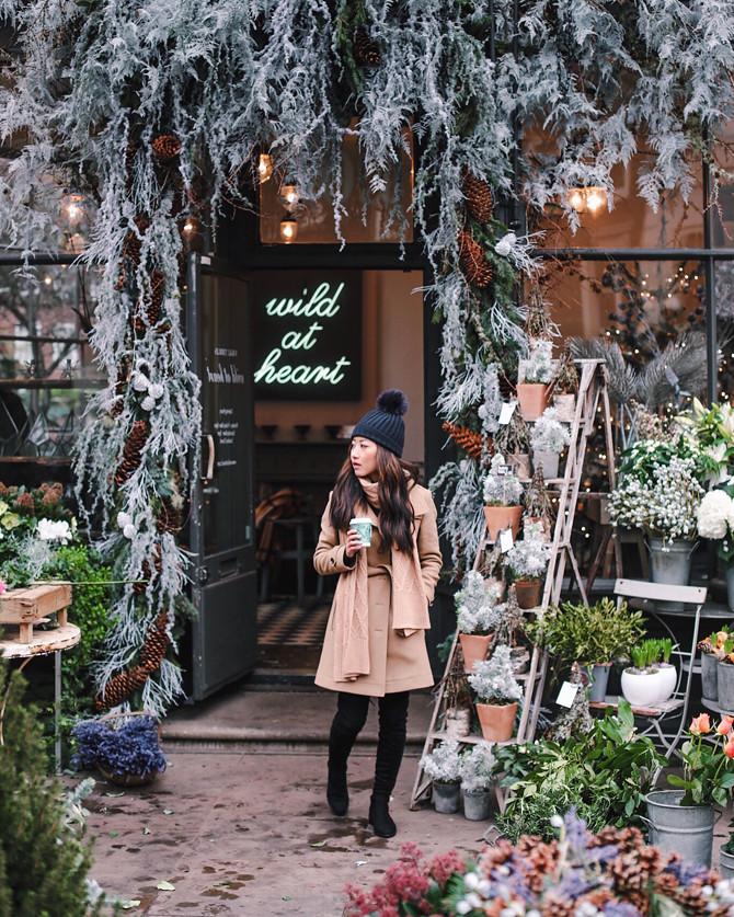 wild at heart london belgravia florist shop
