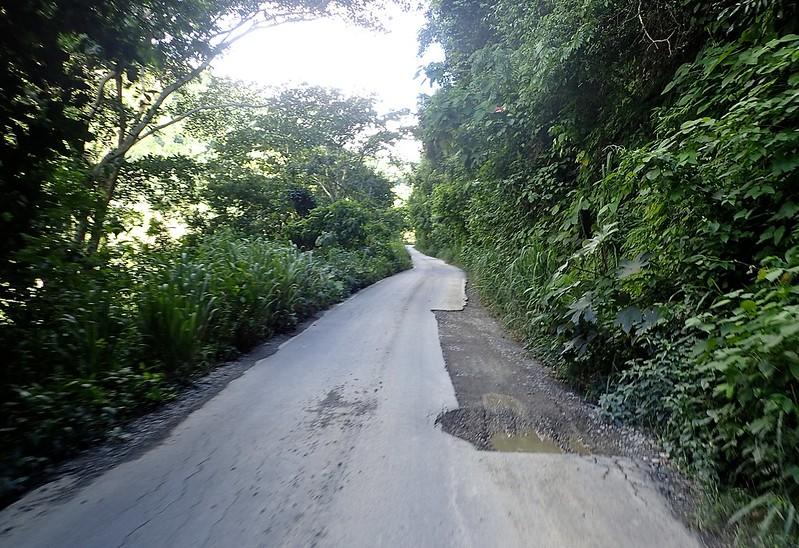 Camino a Quillabamba.