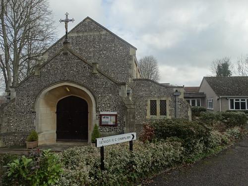 170217 - Archbishop Peter visits Bulford Army Camp