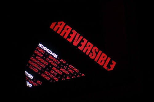 irreversible | by miskan