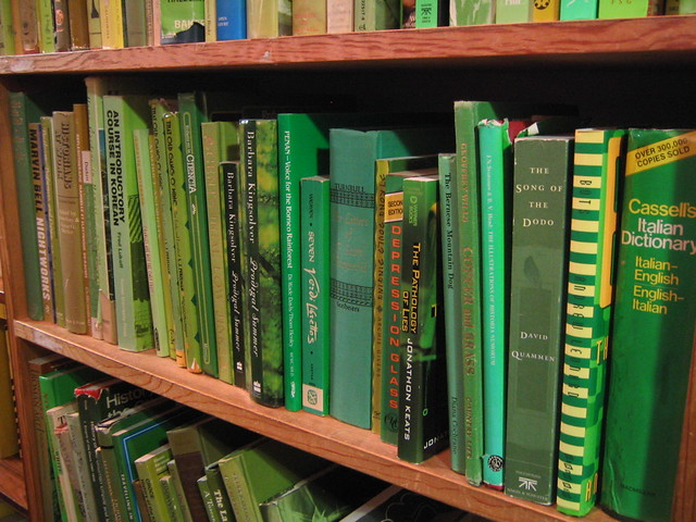 Green books | More photos and info on Chris Cobb's art ...