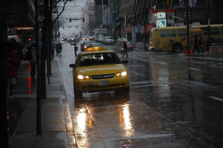 Taxi in the Rain | by nep