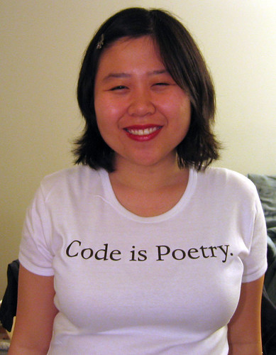Code is Poetry | by Nicole Lee