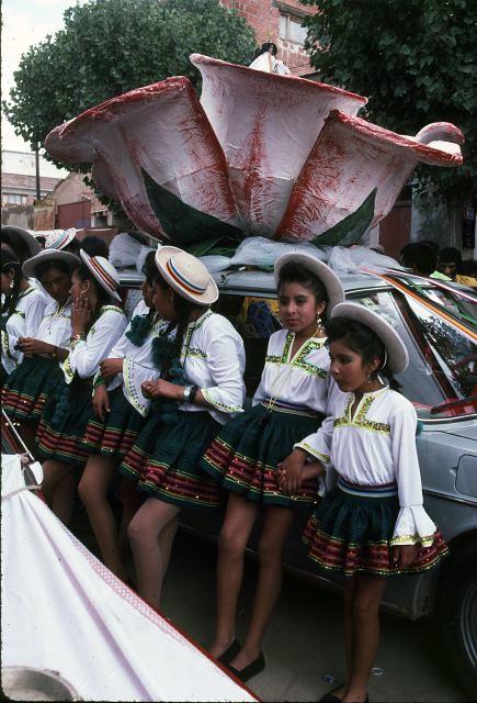Carnival, Oruro, Bolivia | by Marcelo  Montecino