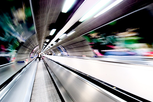 Jubilee Line, London Tube | by razorbern