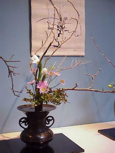 winter wonderland wedding flowers
