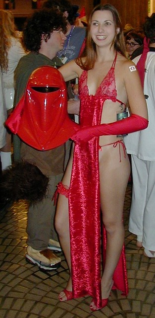 Sexy imperial guard