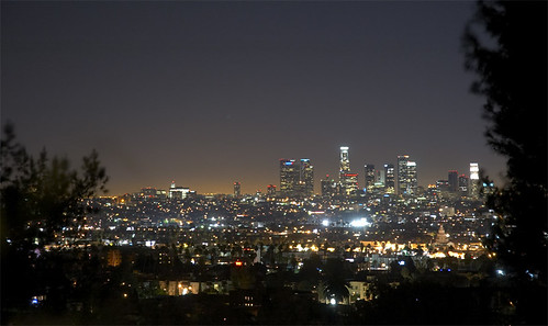 Los Angeles at night | by ask